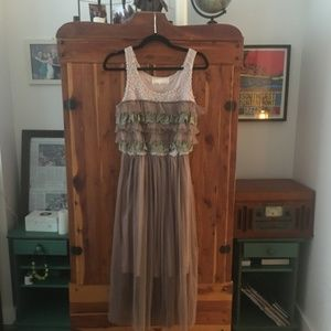 Beautiful boho dress